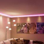 Indirekte Beleuchtung Decke Selber Bauen Stuckleisten Fr Und Direkte Von Wand Einbauküche Deckenlampen Für Wohnzimmer Deckenleuchte Küche Led Bad Neue Wohnzimmer Indirekte Beleuchtung Decke Selber Bauen