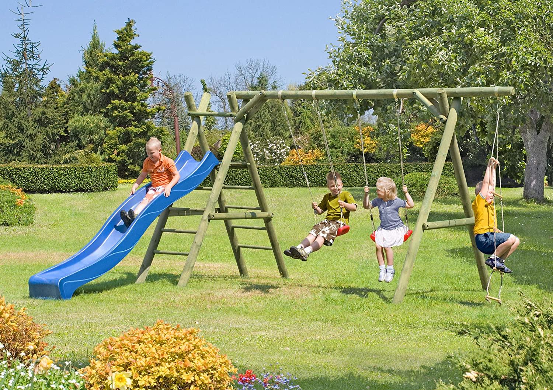 Full Size of Spielturm Bauhaus Gartenpirat Doppel Schaukel Classic 52 Mit Kletterseil Amazon Fenster Garten Kinderspielturm Wohnzimmer Spielturm Bauhaus