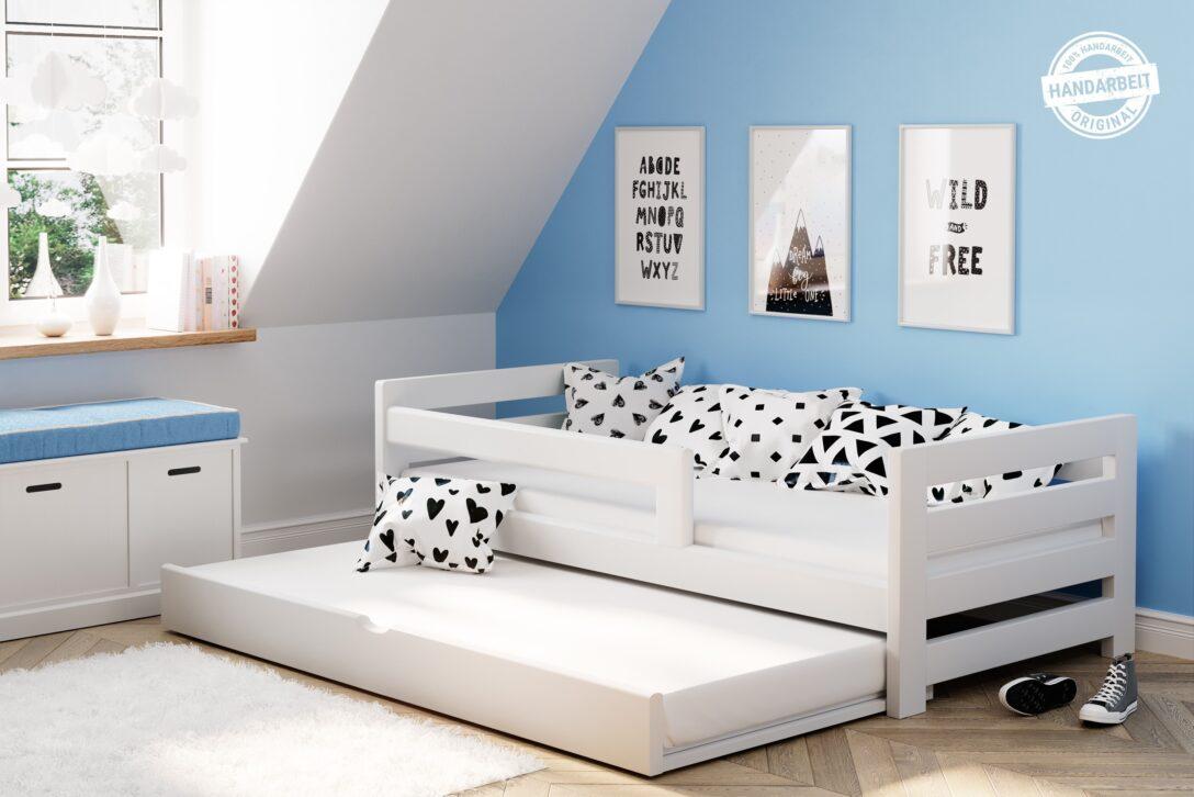 Large Size of Ausziehbett 140x200 Ikea Bett Mit Classik Inkl Lattenroste Betten Weiß Bettkasten Günstig Ohne Kopfteil Weißes Sonoma Eiche Selber Bauen Matratze Und Wohnzimmer Ausziehbett 140x200