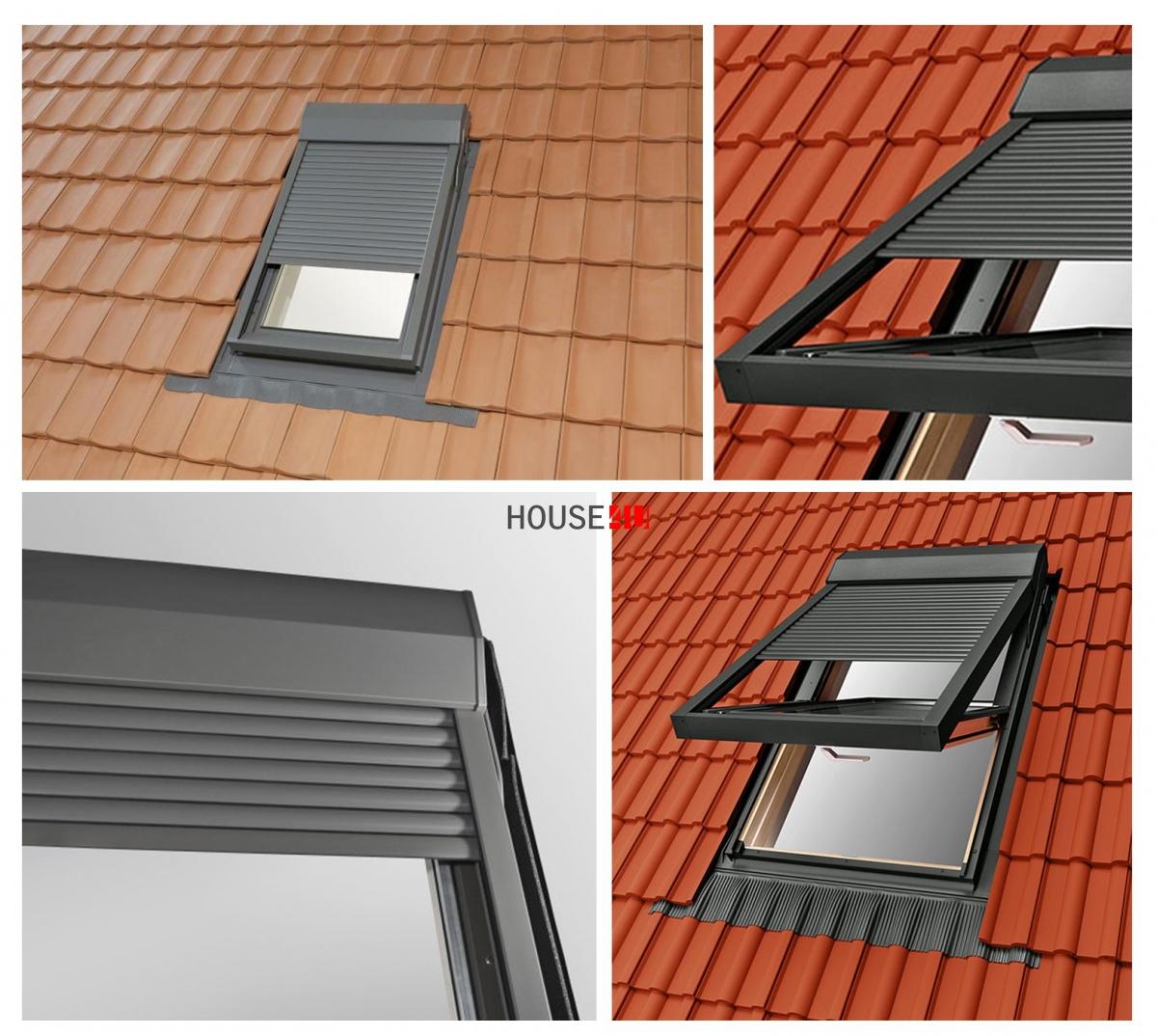 Full Size of Velux Scharnier Auenrollladen Elektrisch Shr Elektro Rollladen Rooflite Al Fenster Einbauen Ersatzteile Kaufen Preise Rollo Wohnzimmer Velux Scharnier
