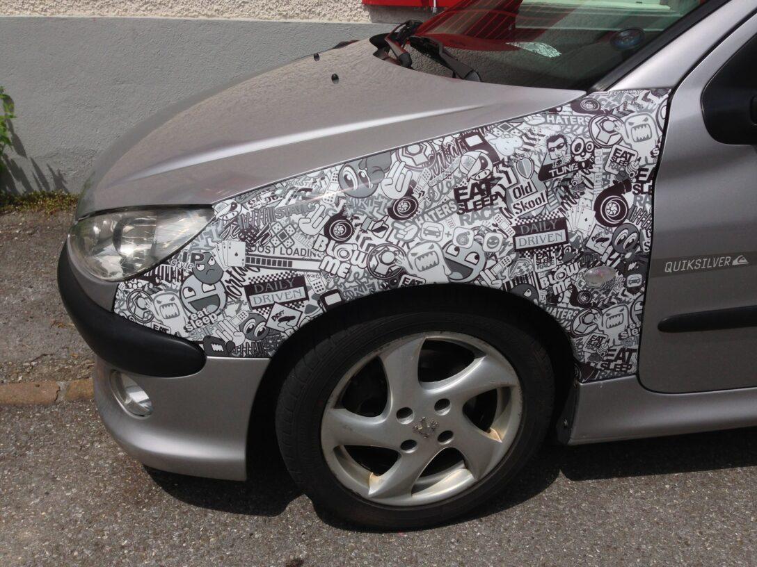 Large Size of Folie Auto Kaufen Sticker Schwarz Weiss Check Out Our Newest Stickerbomb Betten 140x200 Fenster Sicherheitsfolie Regale Klebefolie Günstig 180x200 Wohnzimmer Folie Auto Kaufen