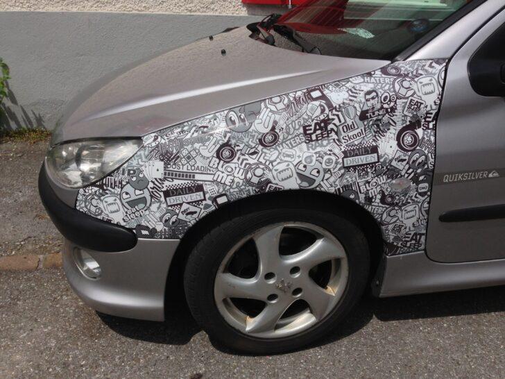 Medium Size of Folie Auto Kaufen Sticker Schwarz Weiss Check Out Our Newest Stickerbomb Betten 140x200 Fenster Sicherheitsfolie Regale Klebefolie Günstig 180x200 Wohnzimmer Folie Auto Kaufen