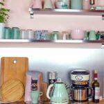 Vintage Regal Küche Wie Ich Meine Kche Liebe Kitchen Geschir Laminat Für Kleine Einbauküche Wein 30 Cm Breit Beistelltisch Kleines Mit Schubladen Wohnzimmer Vintage Regal Küche
