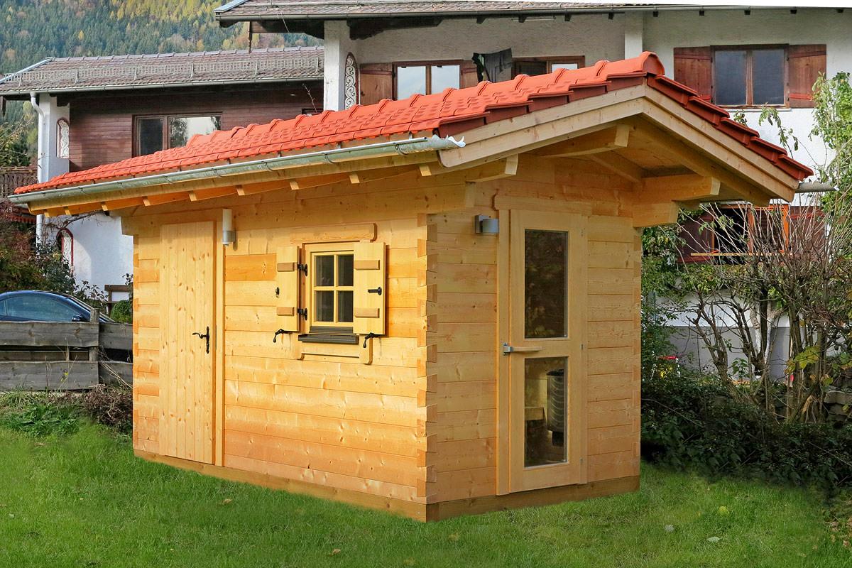 Full Size of  Wohnzimmer Gartensauna Bausatz