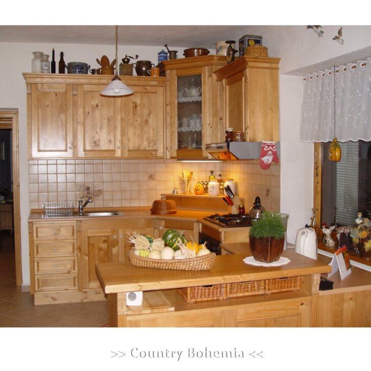 Medium Size of Landhauskche Kchenmbel Kchenschrank Massivholz Landhausstil Wohnzimmer Küchenmöbel