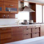 Holzküche Mit Holzboden Moderne Holz Kche Ratgeber Haus Garten Esstisch Bank Bett Rückenlehne Schreibtisch Regal Schlafzimmer überbau Ikea Sofa Wohnzimmer Holzküche Mit Holzboden
