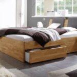 Stauraumbett 200x200 Wohnzimmer Bett 200x200 Komforthöhe Weiß Stauraum Betten Mit Bettkasten