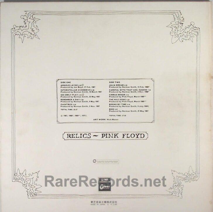 Medium Size of Pink Floyd Relics Original Red Vinyl Japan Lp With Obi Rare Fenster Küche Nobilia Mobile Vinylboden Einbauküche Immobilien Bad Homburg Im Regale Verlegen Wohnzimmer Vinylboden Obi