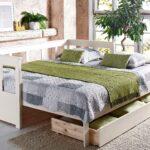 Ausziehbares Doppelbett Ikea Ausziehbare Doppelbettcouch Home Affaire Daybett Aira Bestellen Baur Bett Wohnzimmer Ausziehbares Doppelbett