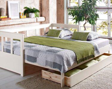 Ausziehbares Doppelbett Wohnzimmer Ausziehbares Doppelbett Ikea Ausziehbare Doppelbettcouch Home Affaire Daybett Aira Bestellen Baur Bett
