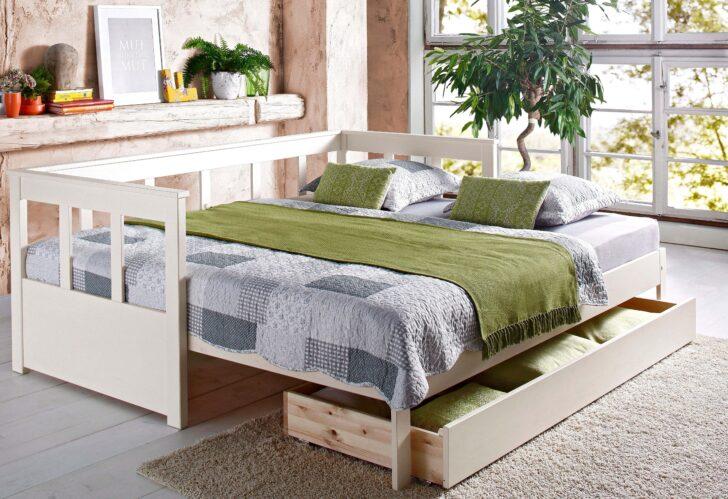 Medium Size of Ausziehbares Doppelbett Ikea Ausziehbare Doppelbettcouch Home Affaire Daybett Aira Bestellen Baur Bett Wohnzimmer Ausziehbares Doppelbett