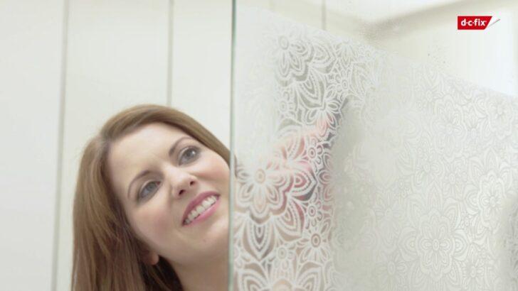 Medium Size of Apply D C Fistatic Cling Window Film In The Bathroom Küche Ikea Kosten Betten Bei 160x200 Miniküche Kaufen Modulküche Sofa Mit Schlaffunktion Wohnzimmer Fensterfolie Ikea