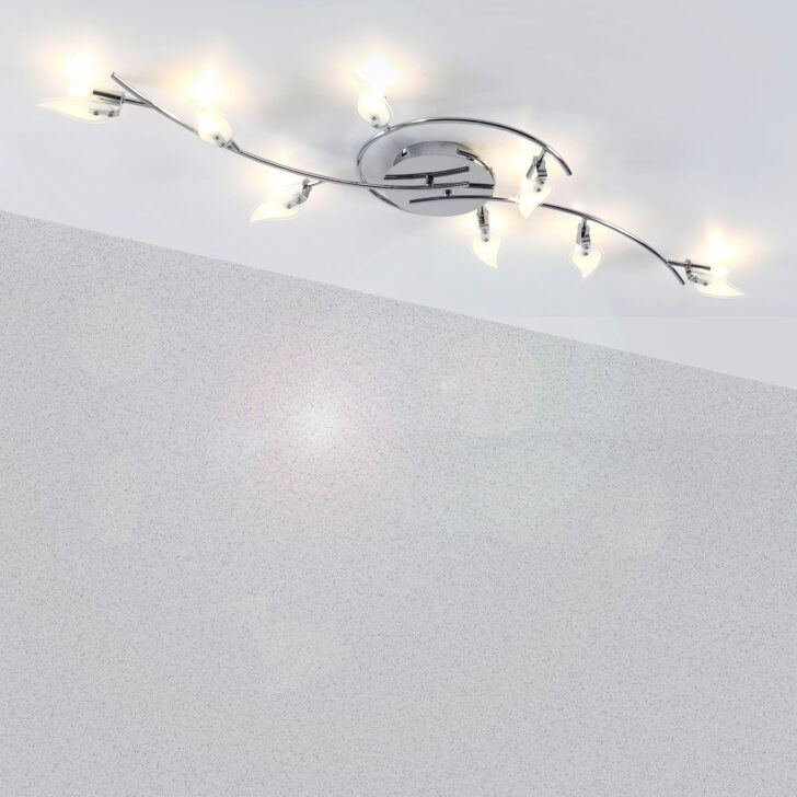 Medium Size of Moderne 8 Flammige Deckenlampe Im St Form Design Wohnzimmer Deckenleuchte Landhausküche Tapete Küche Modern Schlafzimmer Deckenlampen Bilder Fürs Modernes Wohnzimmer Deckenlampe Modern