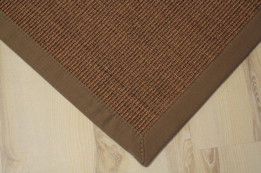 Large Size of Sisal Teppich Manaus Mit Bordre Nuss 300x400 Cm 100 Küche Esstisch Bad Steinteppich Wohnzimmer Badezimmer Teppiche Für Schlafzimmer Wohnzimmer Teppich 300x400