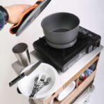 Mobile Outdoorkche In Verschiedenen Ausfhrungen Ohne Küche Wohnzimmer Mobile Outdoorküche