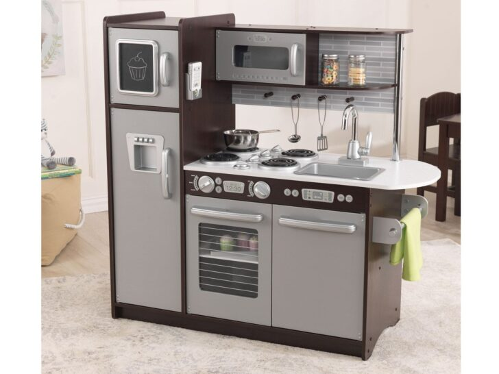 Medium Size of Kidkraft Spielkche Uptown Espresso Lidlde Kinder Spielküche Wohnzimmer Spielküche