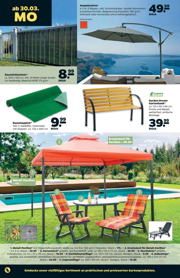 Medium Size of Rasenteppich Im Angebot Bei Netto Kupinode Relaxsessel Garten Aldi Wohnzimmer Aldi Gartenbank