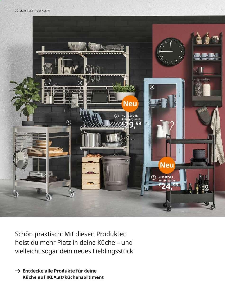 Full Size of Servierwagen Küche Ikea Flugblatt 592019 31122020 Rabatt Kompass Anrichte Vorratsschrank Schneidemaschine Wandtatoo Sitzecke Unterschränke Sideboard Wohnzimmer Servierwagen Küche Ikea