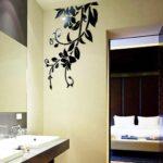 Wanddeko Küche Modern Wandaufkleber Wandtattoos Ronamick 3d Diy Acryl Wandverkleidung Wandbelag Klapptisch Tapete Led Beleuchtung Gardinen Für Die Wohnzimmer Wohnzimmer Wanddeko Küche Modern