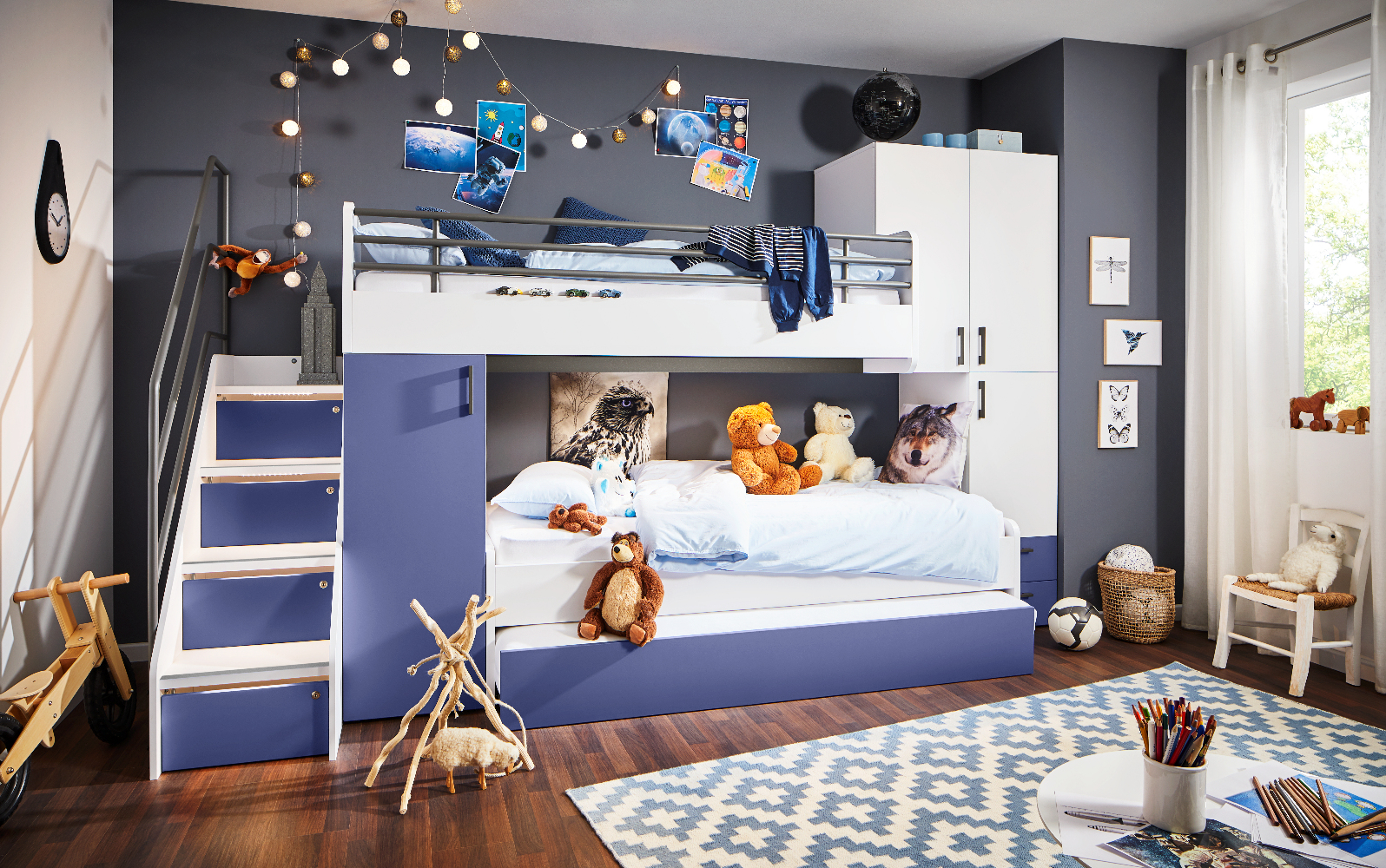 Full Size of Kinderzimmer Eckschrank Rudolf Mbel Jugendzimmer Sofa Regal Bad Küche Weiß Schlafzimmer Regale Wohnzimmer Kinderzimmer Eckschrank