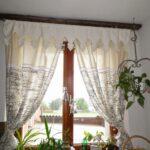 Gardinen Nähen Gardine Kche Nhen Sichtschutz Mit Querbehang Grn Fenster Schlafzimmer Für Die Küche Wohnzimmer Scheibengardinen Wohnzimmer Gardinen Nähen