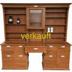 Apothekerschrank Halbhoch Wohnzimmer Mit Tren Edeltrdel Antike Mbel Apothekerschrank Küche
