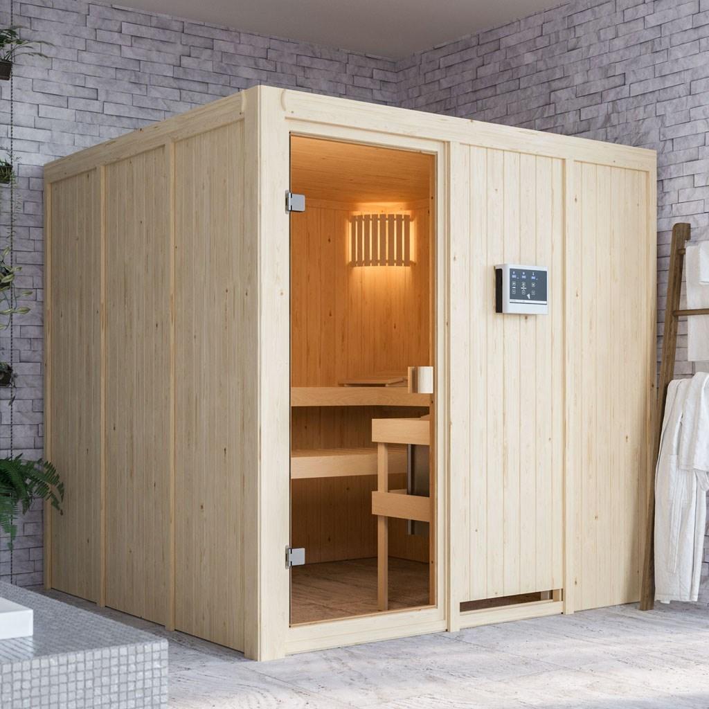 Full Size of Sauna Kaufen Karibu Saunen Gnstig Online Bei Gamoni Woodfeeling 68 Mm Schüco Fenster Bett Günstig Alte Küche Mit Elektrogeräten Sofa Big Esstisch Im Wohnzimmer Sauna Kaufen