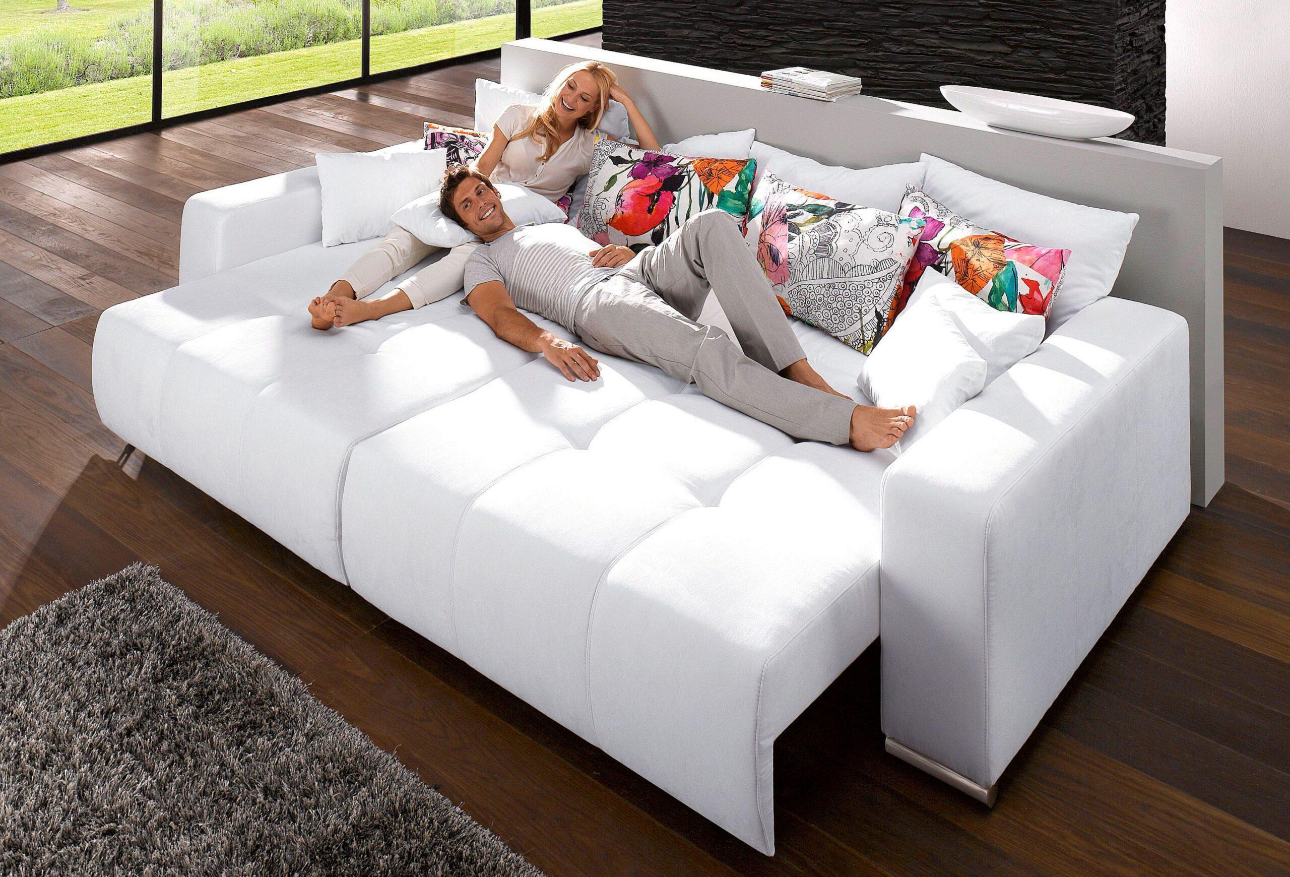 Full Size of Großes Sofa Mit Bettfunktion Billig Big Schlaffunktion Bildern Boxspring Wk Sitzhöhe 55 Cm Esstisch 4 Stühlen Günstig Bett Lattenrost 2 Sitzer Blaues Boxen Wohnzimmer Großes Sofa Mit Bettfunktion