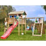 Kidwood Klettergerüst Sonstige Spieltrme Klettergerste Und Weitere Garten Wohnzimmer Kidwood Klettergerüst