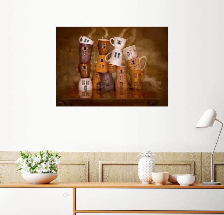 Medium Size of Tapete Küche Kaffee Wandbild Teddynash Zeit In Der Kche Wandbilder Servierwagen Ebay Einbauküche Hochschrank Bodenfliesen Fototapete Schlafzimmer Gardine Auf Wohnzimmer Tapete Küche Kaffee