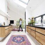 Holzküche Mit Holzboden Moderne Holzkchen Ratgeber Haus Garten Betten Stauraum Bett 160x200 Sofa Holzfüßen Pantryküche Kühlschrank Verstellbarer Sitztiefe Wohnzimmer Holzküche Mit Holzboden