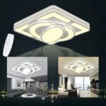 Deckenleuchte Design Wohnzimmer Deckenleuchte Design Gold Led Designklassiker Schiene Schwenkbar Modern Cct Ir Fb Deckenleuchten Designerleuchten Flur Wohnzimmer Modernes Deckenlampe