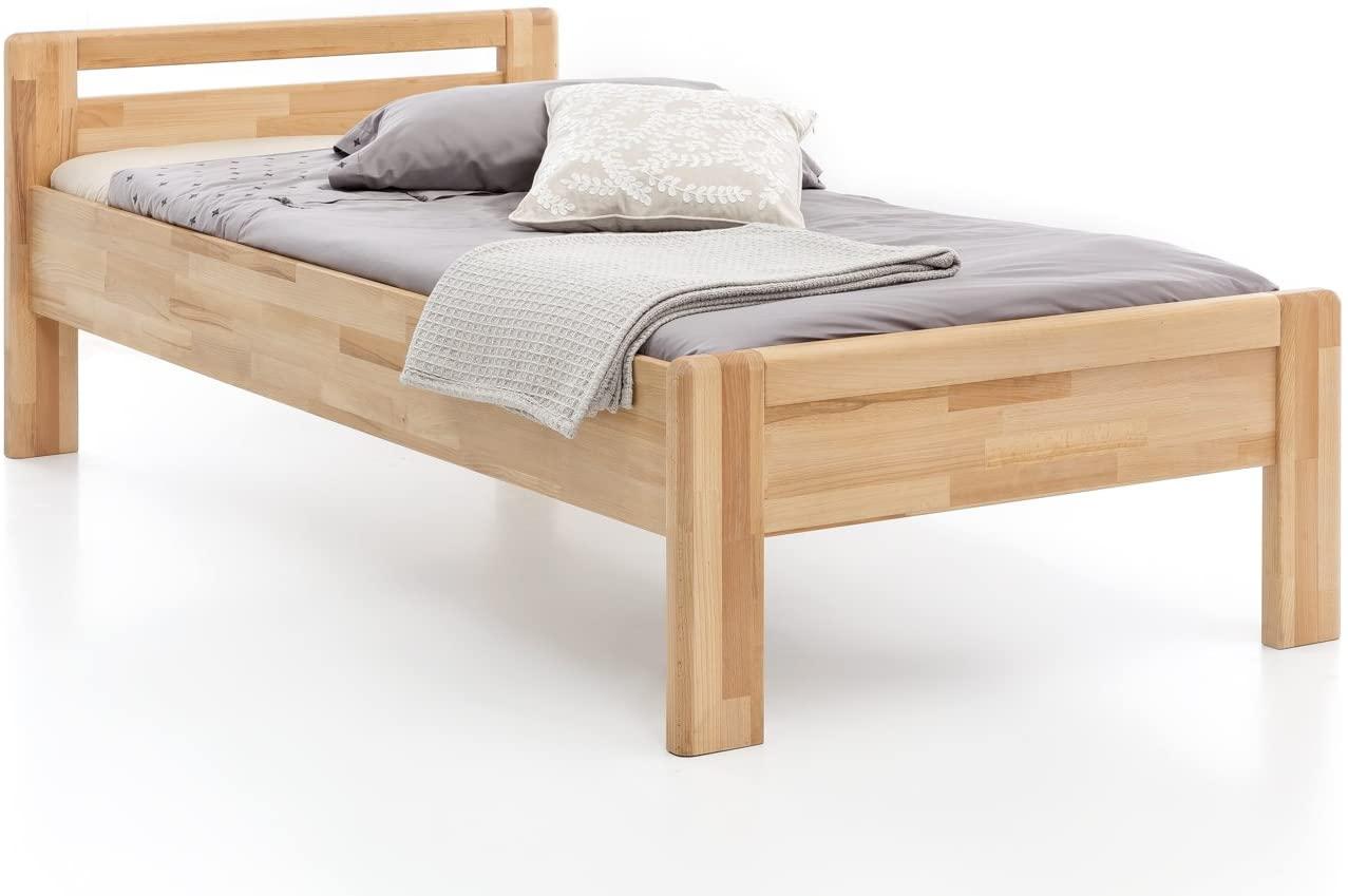 Full Size of Bett Mit Bettkasten 90x200 Betten Lattenrost Weiß Schubladen Weißes Und Matratze Kiefer Wohnzimmer Seniorenbett 90x200