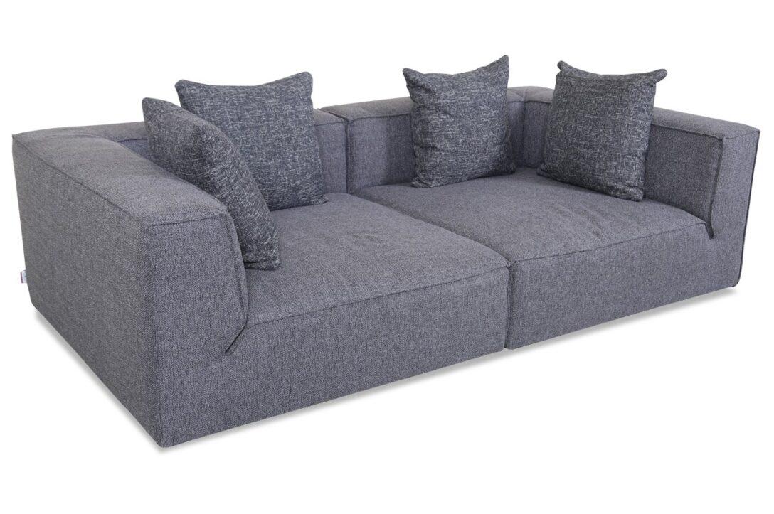Large Size of Sofa Couch Tom Tailor Bigsofa Cube 300 Grau Mit Federkern Schlafsofa Liegefläche 160x200 Jugendzimmer Relaxfunktion Elektrisch Big Poco Comfortmaster Baxter Wohnzimmer Tom Tailor Big Sofa