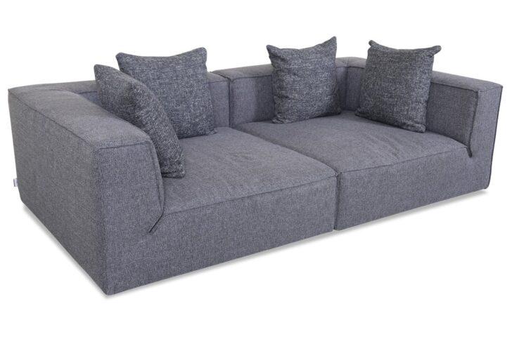 Medium Size of Sofa Couch Tom Tailor Bigsofa Cube 300 Grau Mit Federkern Schlafsofa Liegefläche 160x200 Jugendzimmer Relaxfunktion Elektrisch Big Poco Comfortmaster Baxter Wohnzimmer Tom Tailor Big Sofa