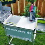 Kitchenbo10 Camping Und Outdoor Kche Youtube Mobile Küche Wohnzimmer Mobile Outdoorküche