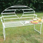 Aldi Gartenbank Aus Metall Mit Drahtgeflecht Relaxsessel Garten Wohnzimmer Aldi Gartenbank