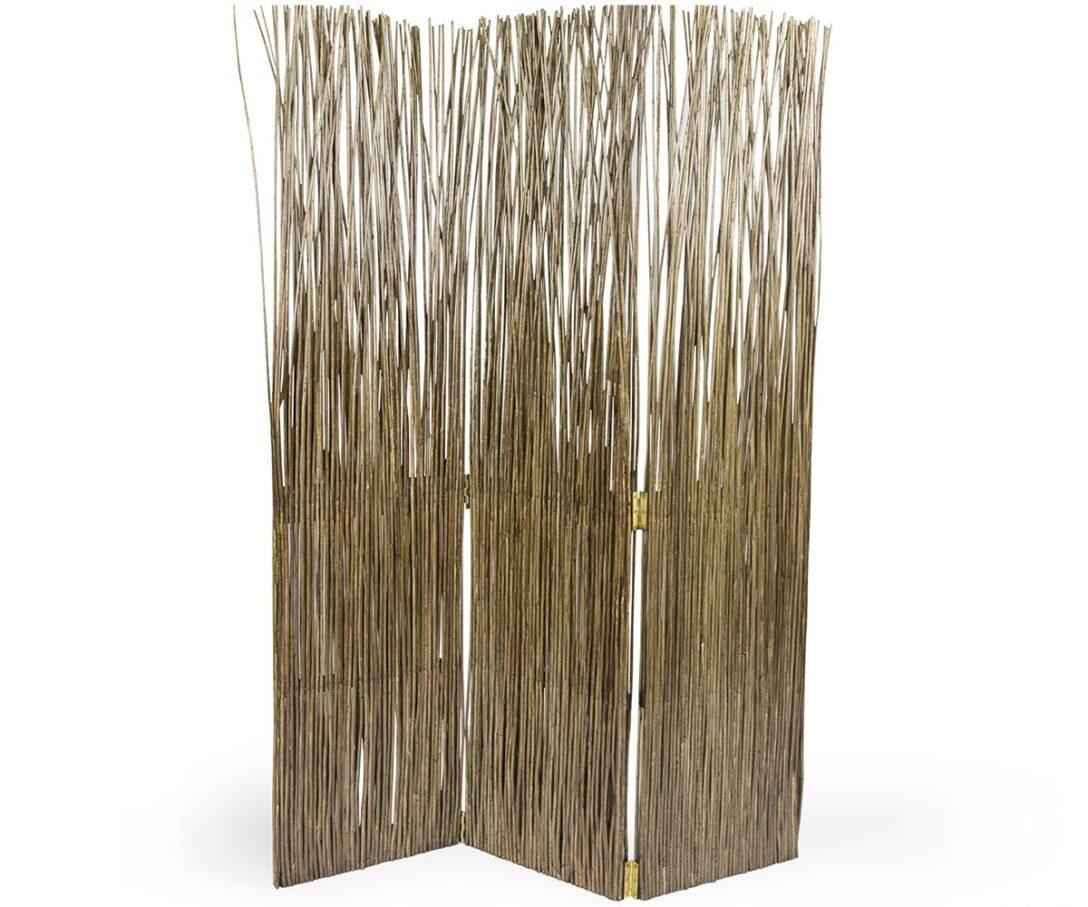 Large Size of Bambus Paravent Garten Ein Hingucker Der Kasumi In Grau 3 Flgelig Versicherung Loungemöbel Holz Heizstrahler Ecksofa Relaxsessel Sichtschutz Für Lounge Wohnzimmer Bambus Paravent Garten