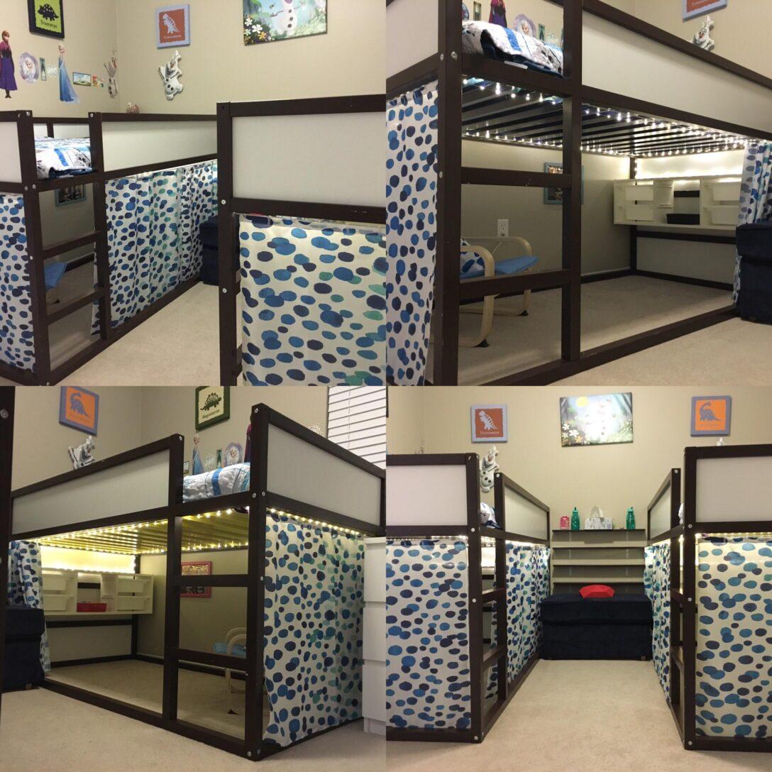 Large Size of Ikea Kura Hack House Bed Storage Montessori Ideas Floor Double Wohnzimmer Kura Hack