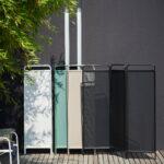 Paravent Von Fiam Connox Bauhaus Fenster Garten Wohnzimmer Paravent Bauhaus
