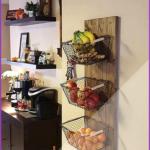 Küche Einrichten Ideen 54 Smart Diy Kche Organisation Mit Theke Pantryküche Kühlschrank U Form Spülbecken Stehhilfe Abluftventilator Unterschränke Wohnzimmer Küche Einrichten Ideen