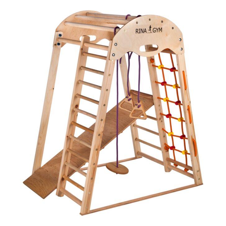 Medium Size of Kidwood Klettergerüst 1 Klettergerst Rakete Junior Set Aus Holz Fr Indoor Garten Wohnzimmer Kidwood Klettergerüst