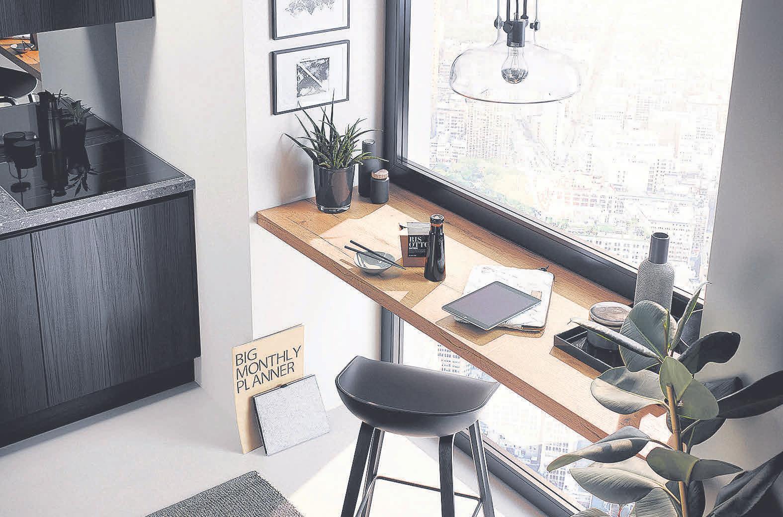Full Size of Kche Und Bro In Einem Bauen Wohnen Gttinger Tageblatt Küchen Regal Wohnzimmer Küchen Quelle