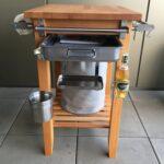 Grill Beistelltisch Ikea Weber Tisch Der Bekvm Umbau Modding Thread Outdoor Kche Selber Bauen Garten Betten 160x200 Miniküche Küche Kosten Grillplatte Bei Wohnzimmer Grill Beistelltisch Ikea