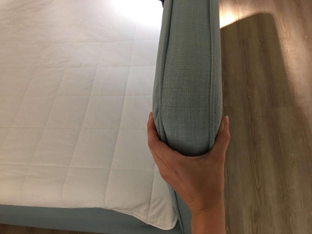 Large Size of Boxspringbetten Ikea Dunvik Boxspringbett Test Expertentest Bewertungen Küche Kosten Sofa Mit Schlaffunktion Modulküche Kaufen Betten Bei Miniküche 160x200 Wohnzimmer Boxspringbetten Ikea