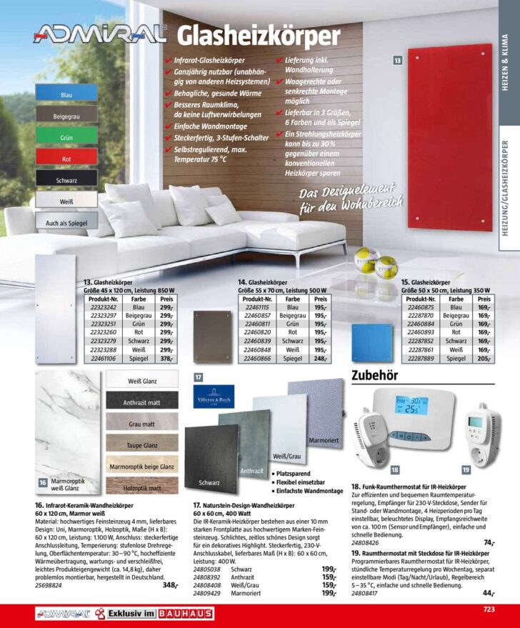 Medium Size of Heizkörper Bauhaus Aktueller Prospekt 0410 31012020 723 Jedewoche Bad Für Elektroheizkörper Badezimmer Wohnzimmer Fenster Wohnzimmer Heizkörper Bauhaus
