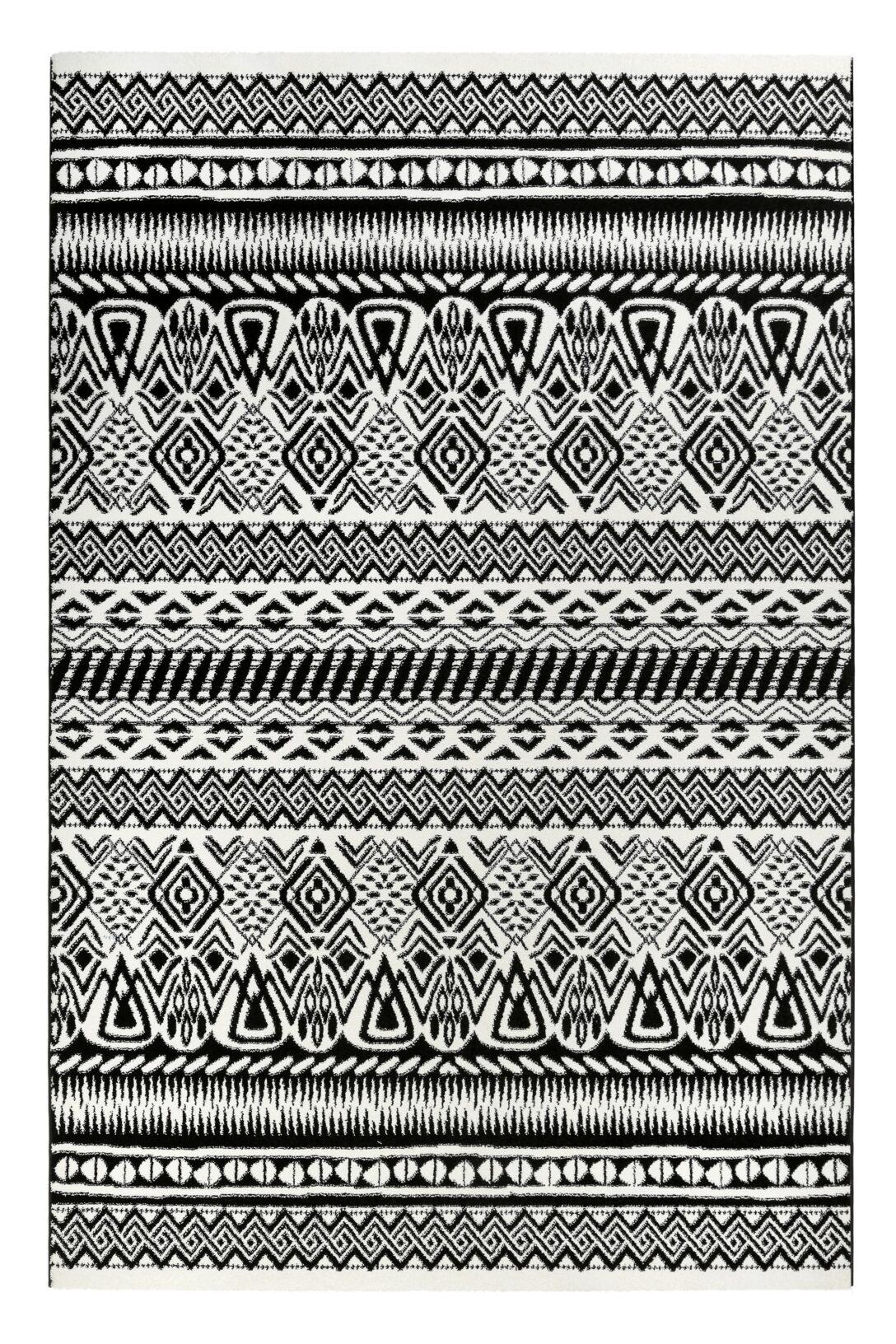 Large Size of Esprit Kurzflor Teppich Black White Schwarz Wei In 2020 Esstisch Weiß Oval Sofa Grau Bett 160x200 100x200 Bad Regal 140x200 Schlafzimmer Hängeschrank Wohnzimmer Teppich Schwarz Weiß