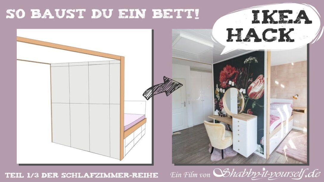 Large Size of Halbhohes Bett Ikea Mit Rutsche Schreibtisch Stauraum Selber Bauen Diy Schlafzimmer Projekt Teil 1 Paradies Betten Test Niedrig Rundes Jugend Schubladen Wohnzimmer Halbhohes Bett Ikea