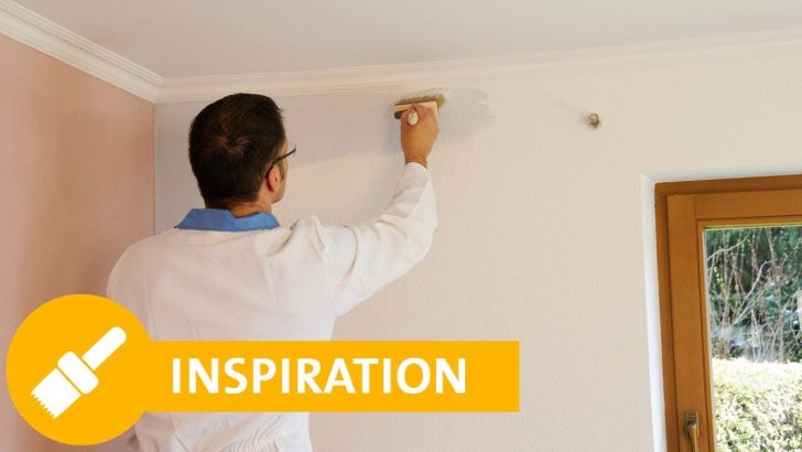 Medium Size of Wandgestaltung Tapeten Wohnzimmer Ideen Streichen Welche Farbe Ist Richtige Tipps Vorhänge Deko Stehleuchte Led Beleuchtung Gardinen Für Komplett Anbauwand Wohnzimmer Wandgestaltung Tapeten Wohnzimmer Ideen