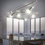 Deckenspots Wohnzimmer Esszimmer Lampe Led Decken Spots Leuchte Sessel Liege Wohnwand Deckenleuchten Schrank Board Deko Deckenlampen Modern Hängeleuchte Wohnzimmer Deckenspots Wohnzimmer